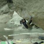 Comment un prodige japonais de l'escalade a dompté le Rocher d'Iwate