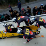Bobsled de 4 - Run 2 | Copa do Mundo Bobsleigh & Skeleton IBSF - Lake Placid