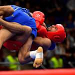 Sanda Wettbewerb Tag 3 Vormittag | 15. Weltmeisterschaften - Shanghai