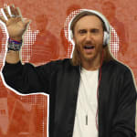 David Guetta's favourite: France's football gold in front of record crowd