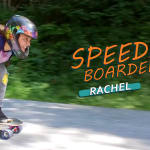 Rachel Bruskoff – Downhill Skateboard