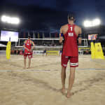 Herren Finals | Beachvolleyball Olympische Qualifikationsturnier