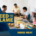 Carne de cavalo é o segredo para o sucesso do boxe do Cazaquistão?