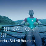 Algeria's fastest rower must adapt to unconventional training environment