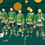 Riuscirà la leggenda di hockey su ghiaccio ad aiutare questa squadra cinese?