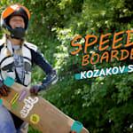 Kozakov Style – Downhill Skateboarding