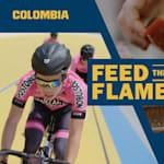 O Alimento Que Dá A Energia Secreta Para O Sucesso Do Ciclismo Da Colômbia