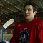 Alex Ovechkin at age 18