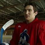 Alex Ovechkin aos 18 anos