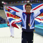 Tom Daley mit 14