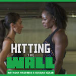 How will @SusanaYabar fare in Natasha Hastings' Athletics workout?