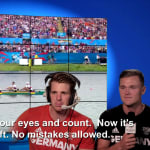 Andreas Kuffner & Richard Schmidt | Londres 2012 & Rio 2016 | Take the Mic