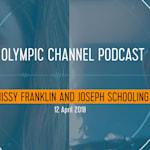 Missy Franklin + Joseph Schooling