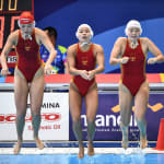 Women's ITA v CHN | Water Polo - FINA World Championships - Gwangju