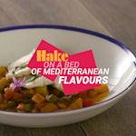 Seehecht mit mediterranischem Geschmack