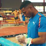 表彰台を目指したキューバ体操競技界 | Arriba Cuba