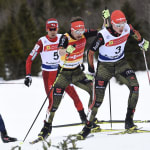 男单5公里 | FIS 世界杯 - 绍纳夫