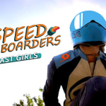 Fast Girls – Downhill Skateboarding