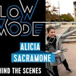 Behind the Scenes: Alicia Sacramone-Quinn's one-shot park gymnastics routine