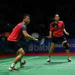 Indonesia vs England | BWF Sudirman Cup - Nanning