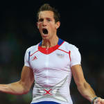 Lavillenie bricht Stabhochsprung-Rekord in London 2012