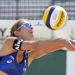 Poule (F) | Tournoi de Qualification Olympique de Beach-Volley