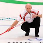 2010年温哥华冬奥会凯文·马丁赢得冰壶金牌