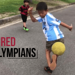 Compilation sur le Fooball | Inspired by Olympians