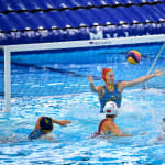 Women's GRE v KAZ | Water Polo - FINA World Championships - Gwangju