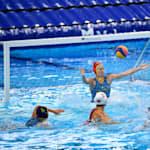 GRI v KAZ Damen | Wasserball - FINA Weltmeisterschaft - Gwangju