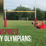 Rugby Compilation I Inspired by Olympians