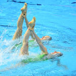 混合フリー予選 | アーティスティックスイミング - FINA世界選手権 -光州