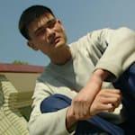 Yao Ming mit 18