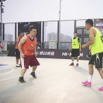 不止街头:3x3篮球成为2014年南京青奥会比赛项目