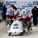 Bobsled de 4 - Run 1 | Copa do Mundo Bobsleigh & Skeleton IBSF - Lake Placid