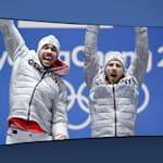 Tobias Wendl y Tobias Arlt | Pyeongchang 2018 | Take the Mic