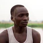 Wie ein Athlet mitten in einem Bürgerkrieg im Südsudan trainiert