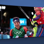 Kikkan Randall e Jessie Diggins | Pyeongchang 2018 | Take the Mic