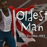 برشلونة 1992 - لينفورد كريستي يفوز بالذهب