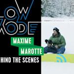 Behind the Scenes: Maxime Marotte mountain biking the slopes of Chamonix