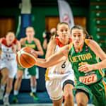 Чемпионат Европы-2018 среди девушек до 16 лет - Каунас