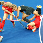 Women's Hockey Final, Rio 2016