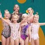 La gymnaste russe Margarita Mamun peut-elle transformer cette Z Team?