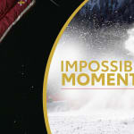 Alisa Camplin Jumps to Gold Despite Broken Ankles | Impossible Moments