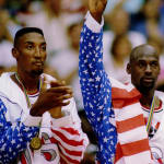 America's Basketball Dream Team in Barcelona 1992