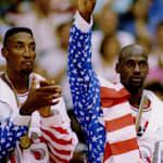 """巴塞罗那奥运会,美国""""梦之队""""夺冠"""