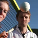 Sports Swap: Tennis de Table vs Hockey, Brit Eerland  et Blair Tarrant