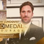 To suit up an Ice Hockey superstar: Henrik Lundqvist ft. Stylist Stephen F
