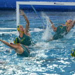 Women's JPN v AUS | Water Polo - FINA World Championships - Gwangju