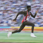 Carl Lewis | LA 1984, Séoul 1988 & Atlanta 1996 | Take the Mic